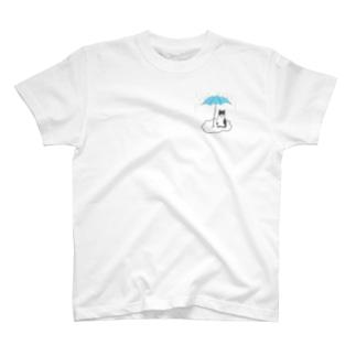 フィガロの雨宿り T-shirts