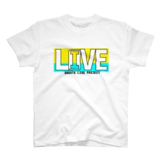 I LOVE LIVE ~ミニオンカラー~ T-shirts