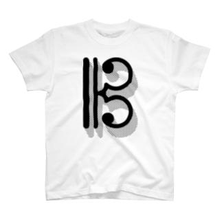 ハ音記号 T-shirts