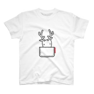 シカテ2016 T-shirts