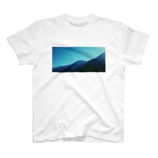 山岳T T-shirts