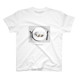 損な役まわりの人のためのTシャツ T-shirts