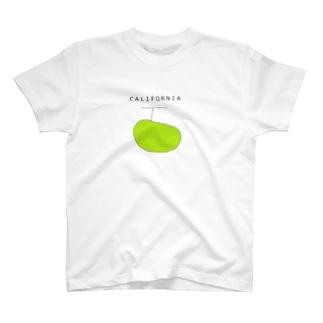 カリフォルニアメロン T-shirts