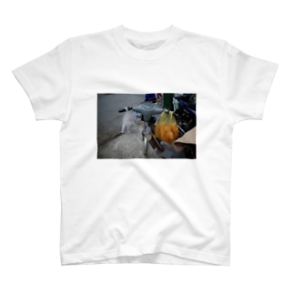 ホーチミンのバイクTシャツ T-shirts