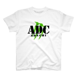 あだT緑 T-shirts