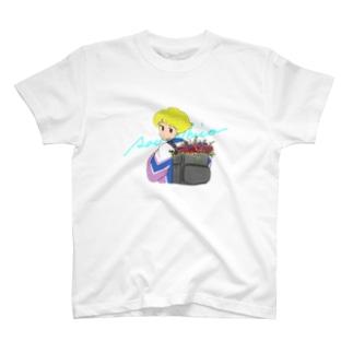 ウーバーイーツっぽいひと T-shirts