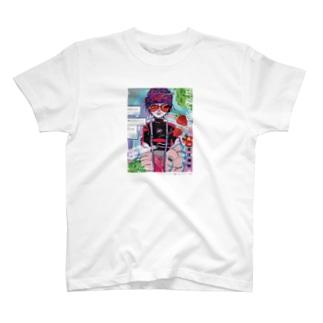 私の賞味期限は私が決める。 T-shirts