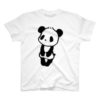 ぱんだ T-shirts