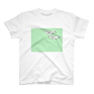 ある夫婦の日常3。 T-Shirt