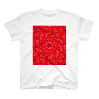 カエングルマ T-shirts