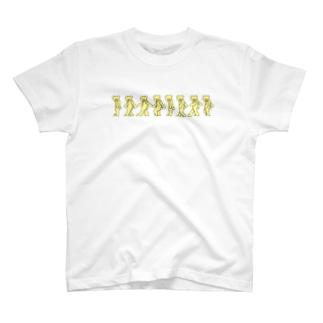 KUMAX WALKING T-shirts
