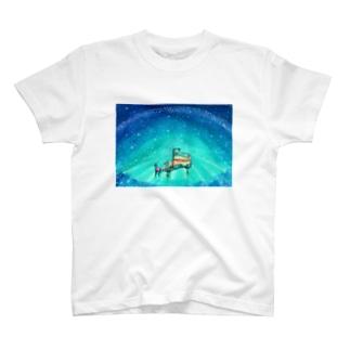 メロディーは光の中に T-shirts