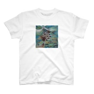 風の船 T-shirts