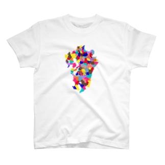 熊本地震支援 T-shirts
