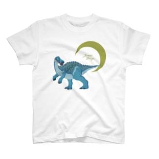 カムイサウルス・Tシャツ T-shirts