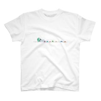 金平糖ちゃん おおつぶ T-shirts