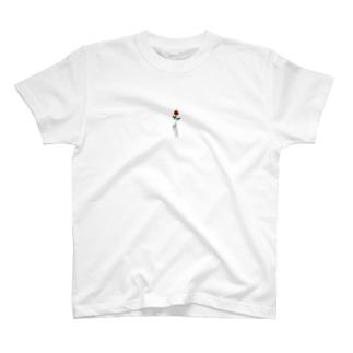 痛さは付き物 T-shirts