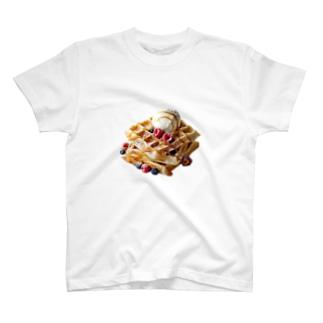 ポップ★ワッフル T-Shirt
