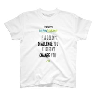 interlaken challenge Tシャツ T-shirts