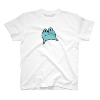 ZENZERON063(カエルなりかけ) T-shirts