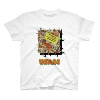 USAGI 80s T-shirts