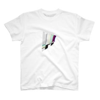 カラーバーsss@ T-shirts