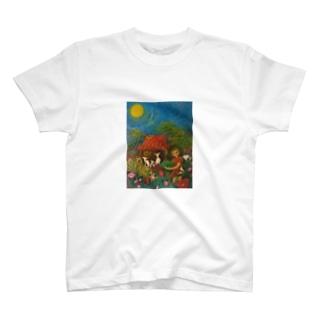 嵐ガクル T-shirts