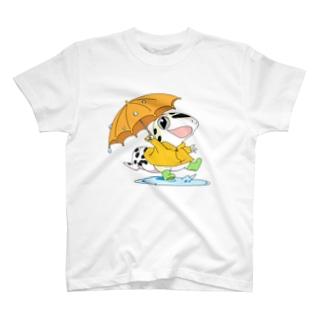 レオパ・あめ!バンディット T-shirts