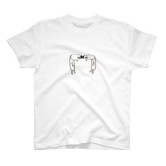 ごっつんこ T-shirts