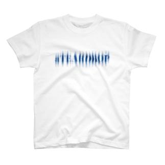 ポエティック・グラフィック_[涙滴]_ロゴ T-shirts