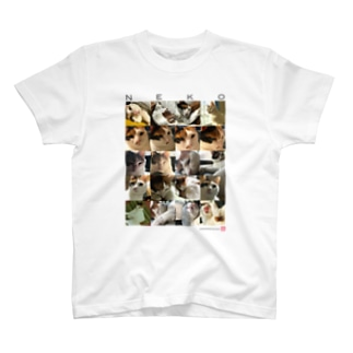 影猫商会の猫二十面相 T-shirts