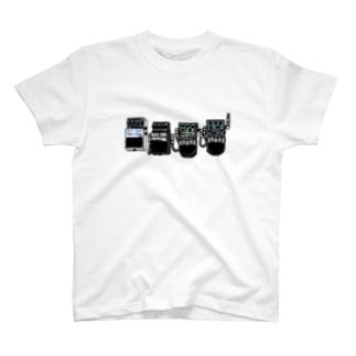 エフェクター2 T-shirts