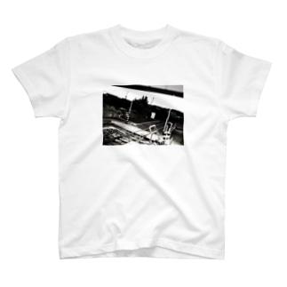 踏切Tシャツ T-shirts