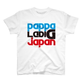 PAPPALEDIGJAPAN 1 T-shirts