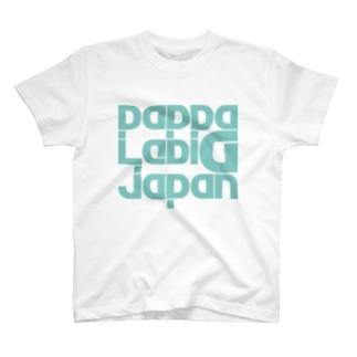 PAPPALEDIGJAPAN 3 T-shirts