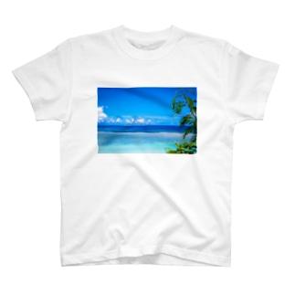 Healing Blue T-shirts