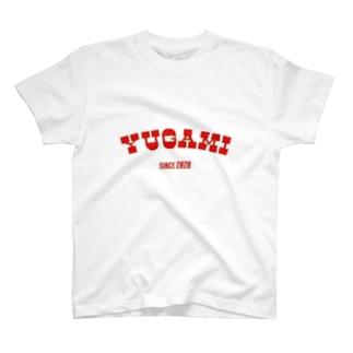 YUGAMI since2020 T-shirts