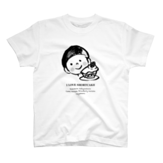 I LOVE SHORTCAKE T-shirts