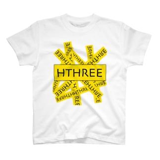 HTHREEのHTHREE Tシャツ T-shirts