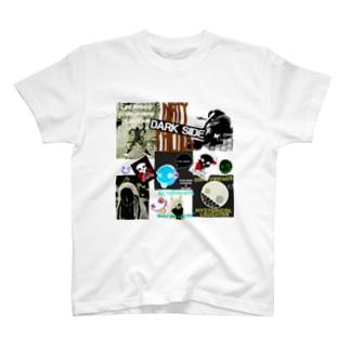 DIRTY FRIENDsのDF DARK SIDE T-shirts