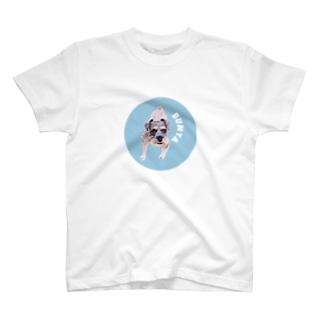 よっしぃのBUNTA T-shirts