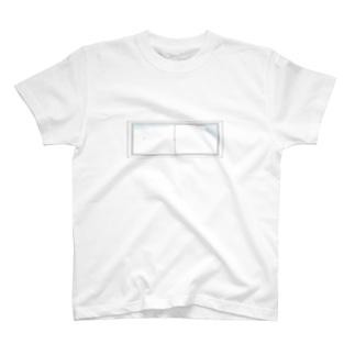 換気は大事 T-shirts