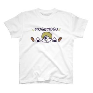 モグモグひとつめちゃん T-shirts
