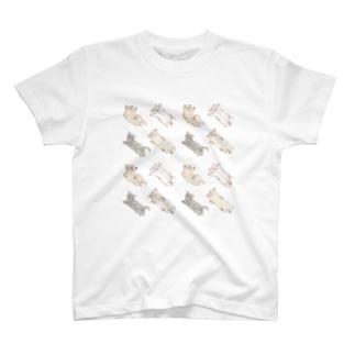 そらとぶ猫 T-shirts