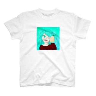 ゆうかたんとごんべぇ T-shirts