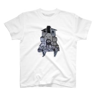 ぽっぽやのはしたろう T-shirts