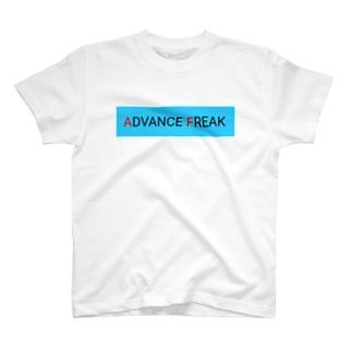 ADVANCE FREAK Tシャツ① T-shirts