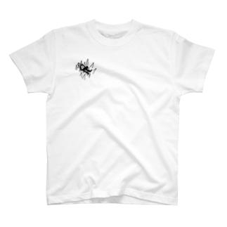 針山地獄ナルコレプシー T-shirts