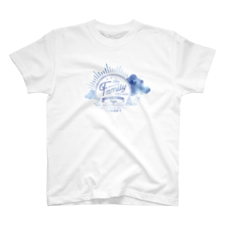 WATANABE Daddy 水彩 T-shirts