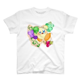 🖤なっぴ🥀の🍇とカービィ T-shirts